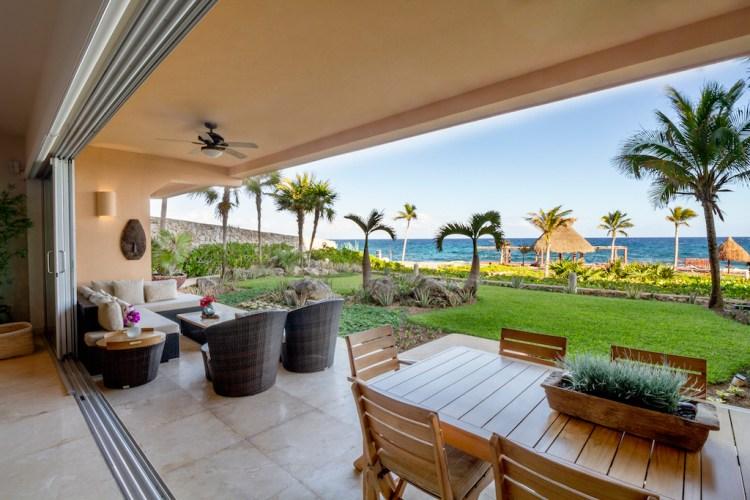oceanfront 3-bedroom condo for sale puerto aventuras