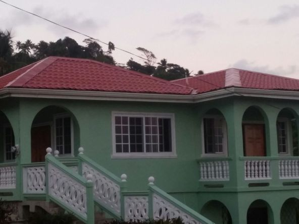 house for sale in mon repos micoud