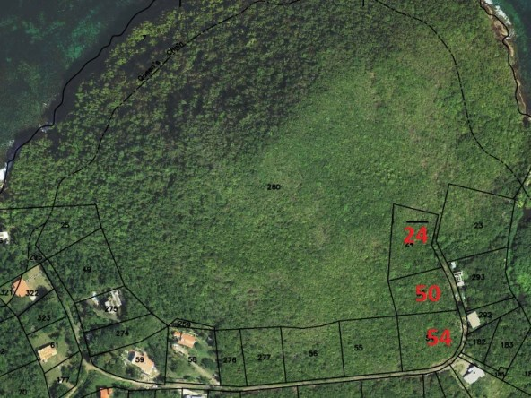 Rodney Bay st Lucia land for sale