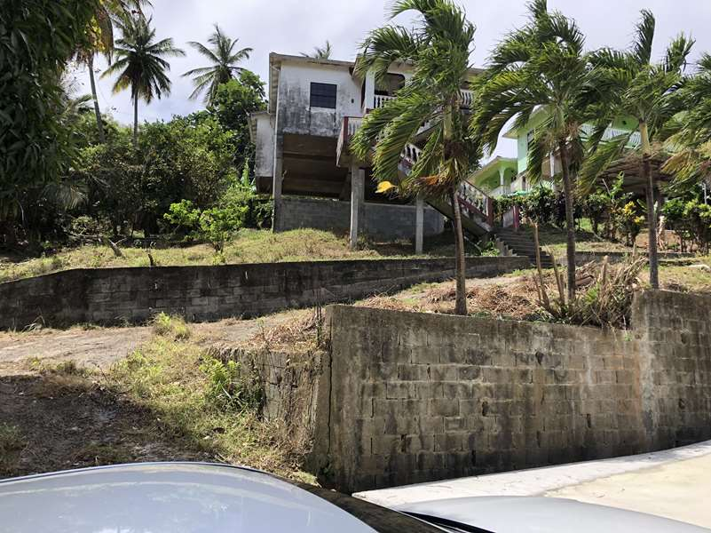 2 Bed Fixer Upper House For Sale St Lucia, Mon Repos Micoud