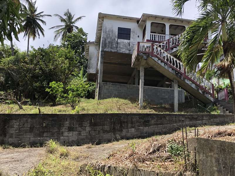 Fixer Upper House For Sale St Lucia Micoud