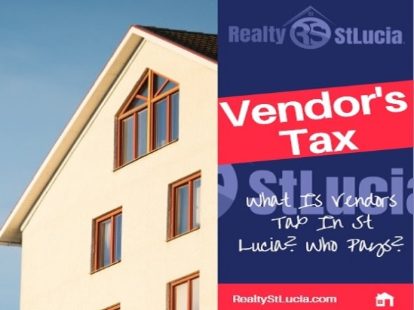 what i vendors tax? who pays?