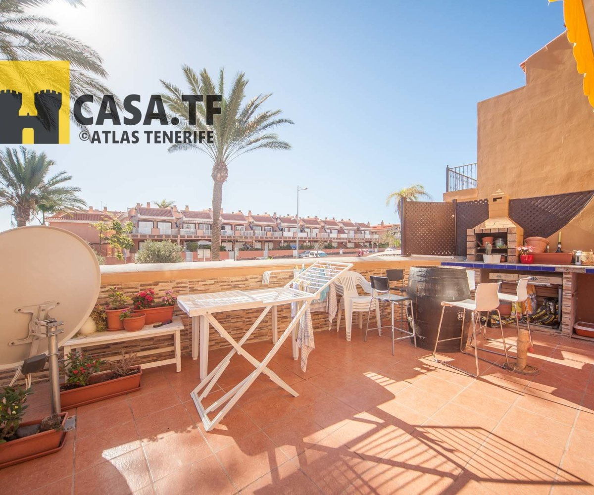 Apartment Listings: Big Terrace Apartment In Costa Del Silencio!