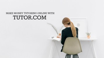 Image result for Online tutoring is a great way for you to earn money on the side, or even do it full time. There are lots of online tutoring jobs for both college students, teachers and stay at home parents. What's great about online tutoring jobs is that you can work from home and there are a lot of places online that offer tutoring opportunities.