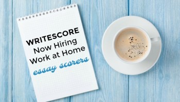 ets scoring jobs work at home scoring tests  work at home scoring student essays for write score now hiring
