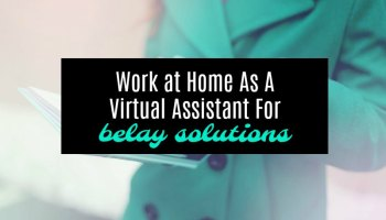 work from home as a virtual assistant for belay solutions formerly eahelp - Real Virtual Assistant Jobs