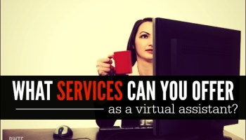 what services can you offer as a virtual assistant - Real Virtual Assistant Jobs