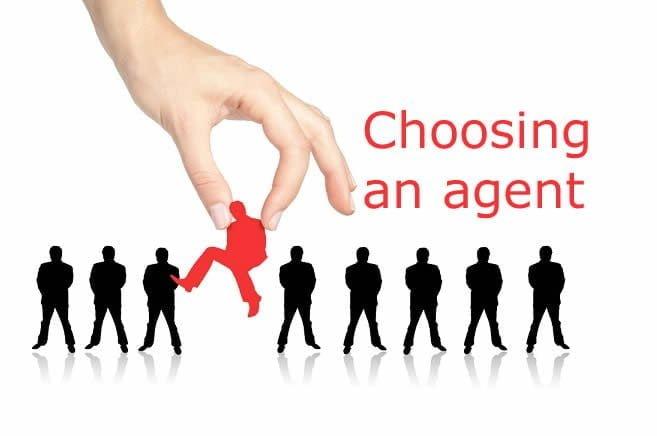 Choose agent
