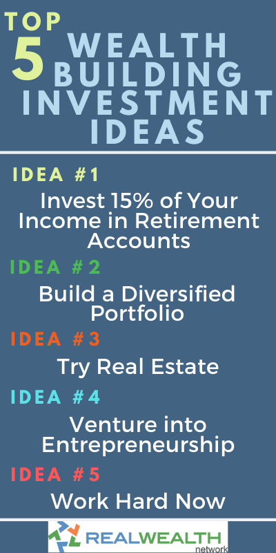 Top 5 Wealth Building Investment Ideas