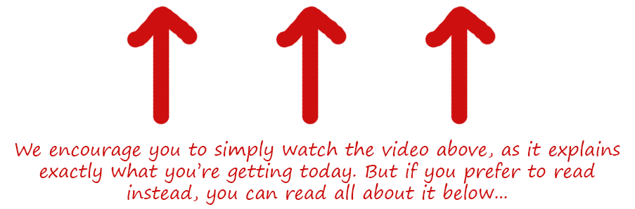 Watch the video above