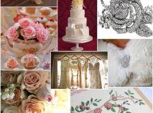 Vintage style wedding inspiration - Real Wedding