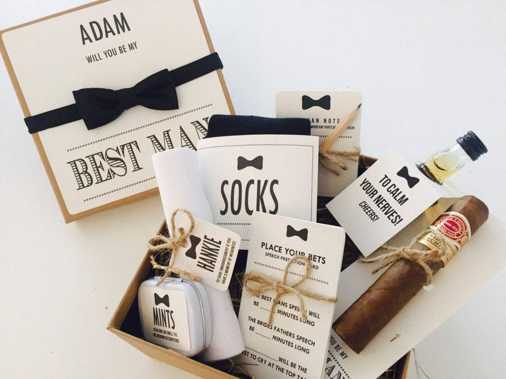 Men's Wedding Gifts: 5 Of The Best For Gents