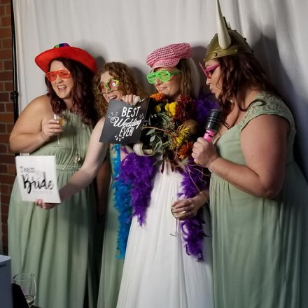 A&A Music Events Sacramento Wedding DJ Photo Booth Entertianment Real Weddings Magazine