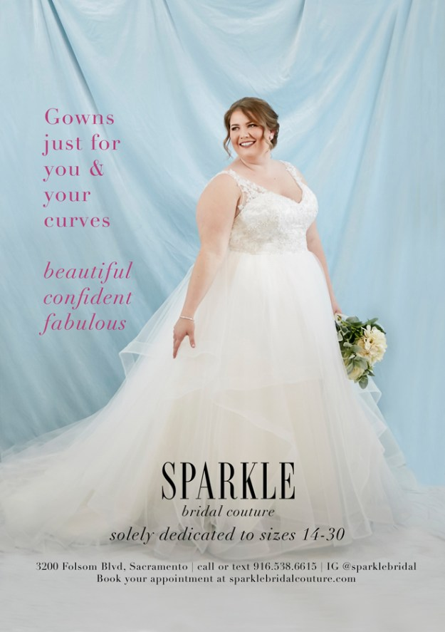 Sacramento Wedding Dresses | Sacramento Bridal Gowns | Sacramento Plus Size | Sacramento Curvy Brides | Northern California Bridal Boutique