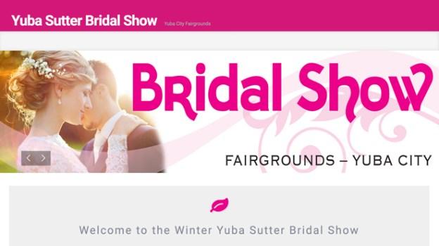 Sacramento Bridal Show, Northern California Wedding Show, Yuba Sutter Bridal Show