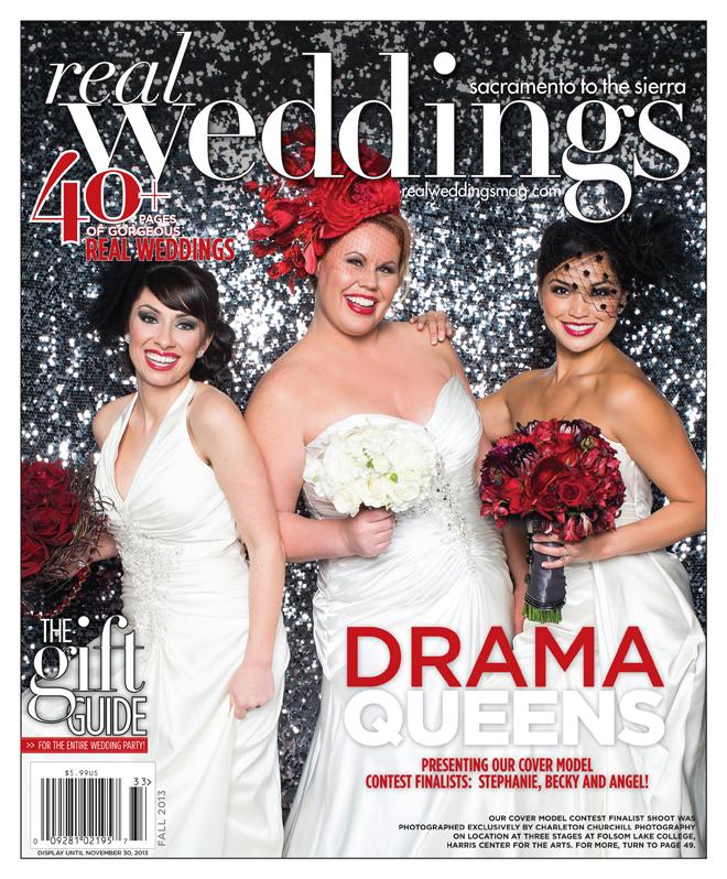 Real Weddings Magazine-Fall 2013