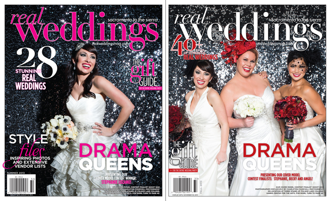 Real Weddings Magazine-Summer 2013