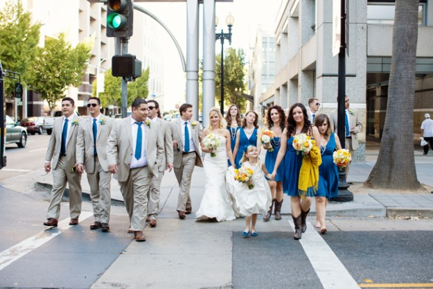 Real Weddings Wednesday: Presenting Marissa & Justin