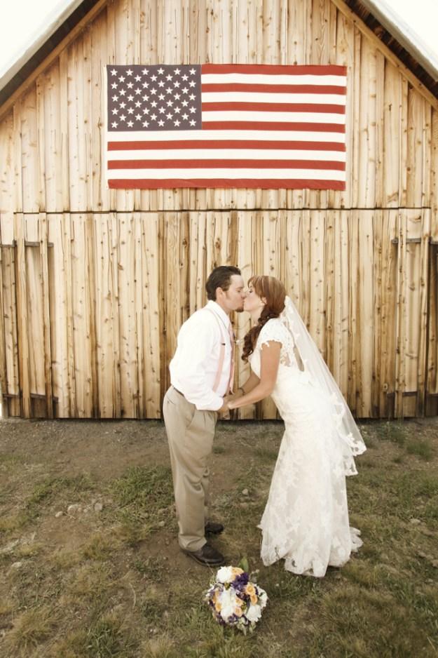 Real Weddings Wednesday: Presenting Chandell & Adam