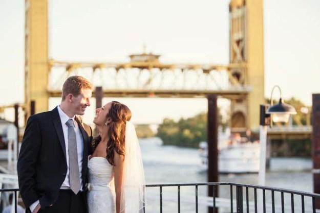Real Weddings Wednesday: Presenting Merideth & Andrew