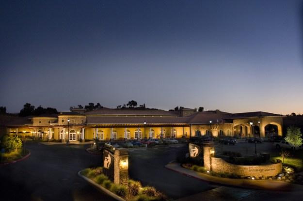 Real Weddings Mini-Moon: The Meritage Resort and Spa