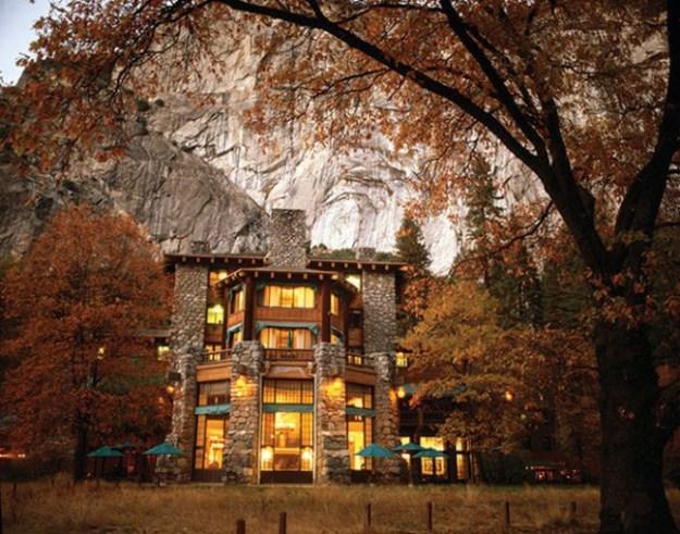Real Weddings Mini-Moon: The Ahwahnee in Yosemite National Park