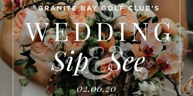 Sacramento Bridal Show | Northern California Wedding Show | Bridal Open House | Granite Bay Golf Course