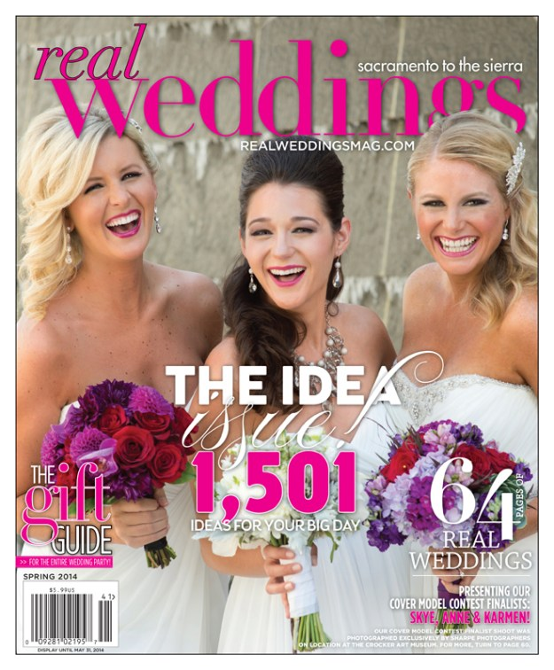 Real Weddings Magazine - Spring 2014
