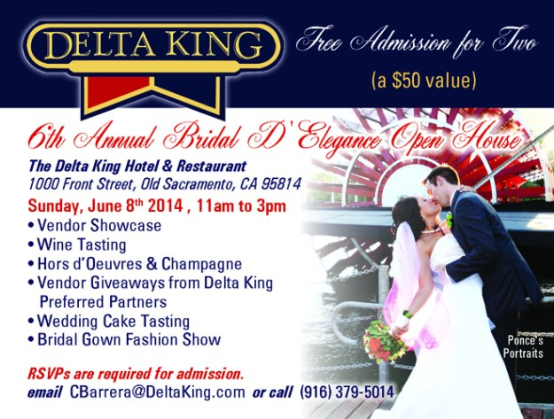 Invitation_8 Jun 2014 Open House at Delta King
