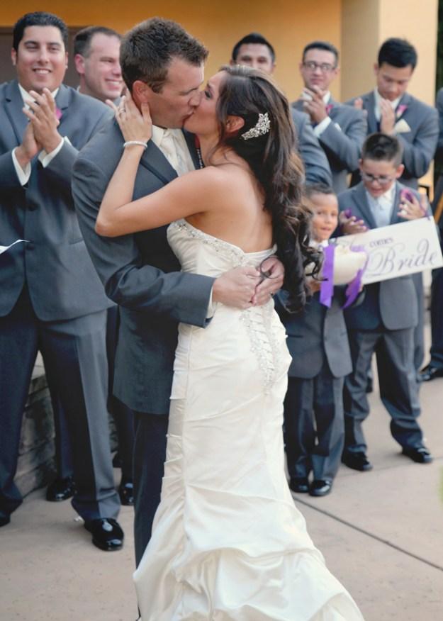 Elizabeth & Matthew by KM2 Photography on www.realweddingsmag.com 14A