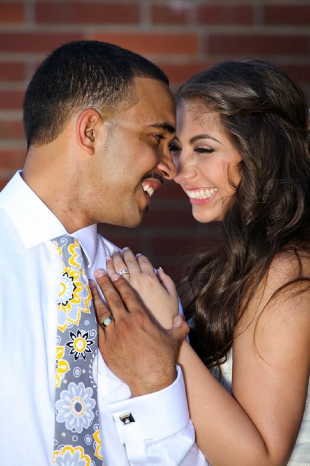 Sacramento Wedding: Real Weddings Wednesday {Gina & BJ}