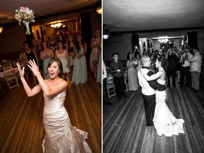 Krista & Josh by H & Company on www.realweddingsmag.com 27