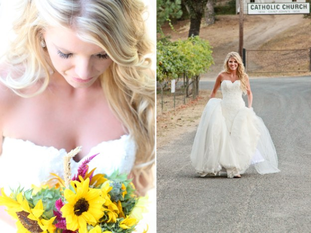 Trista & Chris by Foothill Photography on www.realweddingsmag.com 4