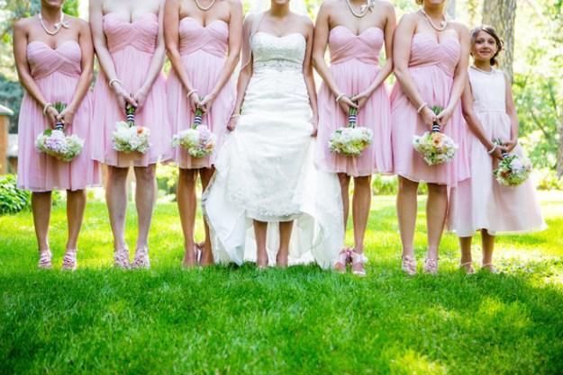 Featured Real Wedding: Lisa & Nolan