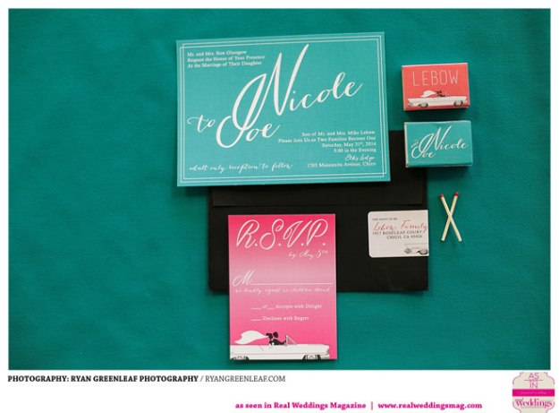 Sacramento Wedding Invitations