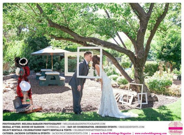 Sacramento Wedding Photo Booth