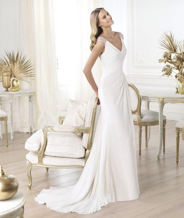 Sacramento Wedding Gowns: Dazzling Dresses {Return of the Heat}