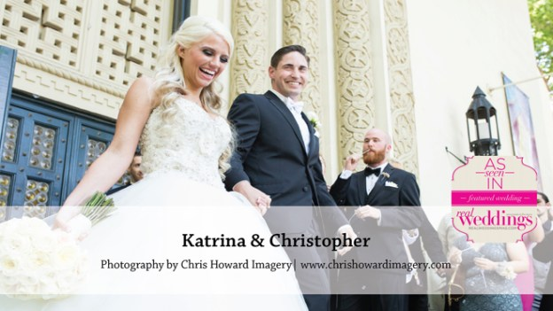 Sacramento Wedding Inspiration: Katrina & Christopher {from the Winter/Spring 2016 Issue of Real Weddings Magazine}