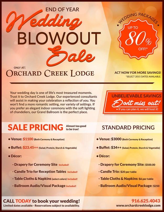 Orchard Creek Lodge-Wedding-Blowout-Sacramento Wedding Venue