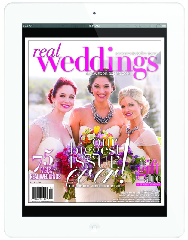 Sacramento Wedding Planning: Get Real Weddings on your Mobile Device for FREE!