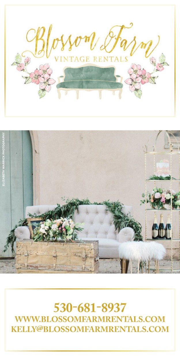 Sacramento Wedding Rentals | Sacramento Wedding Decor | Northern California Rustic Rentals | Northern California Wedding Rentals