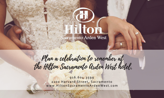 Sacramento Wedding Venue | Ballroom Wedding | Wedding Accommodations