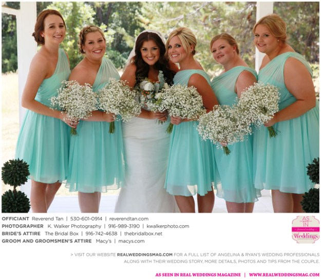 The Real Brides Magazine: Sacramento Wedding Inspiration: Angelina & Ryan {from The ...