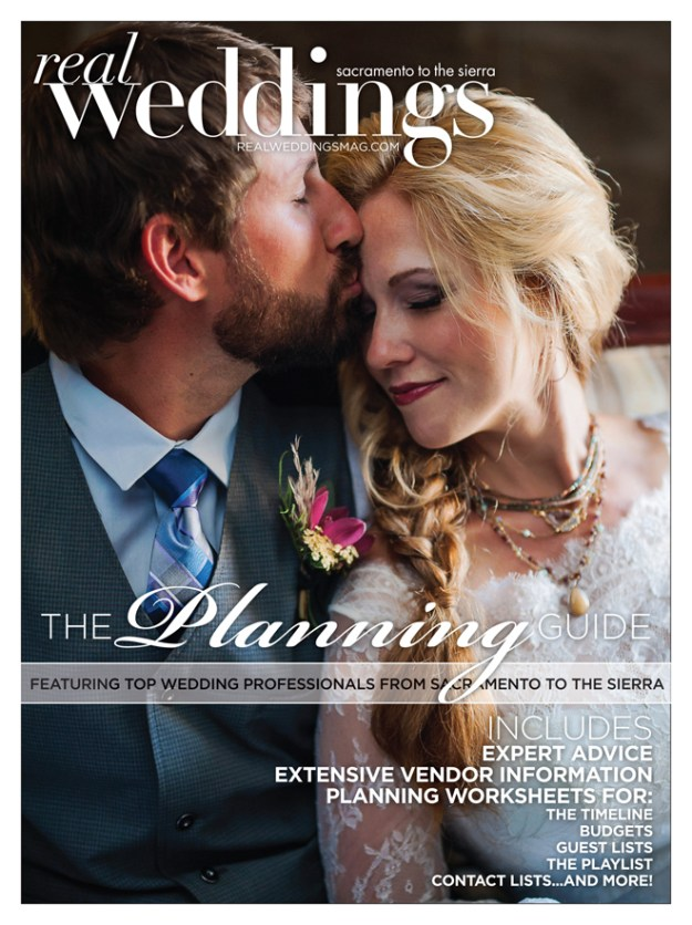 Real Weddings Magazine's The Planning Guide-2016 – New Covers!