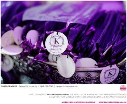 Alyxcia & Timothy - Real Weddings Magazine