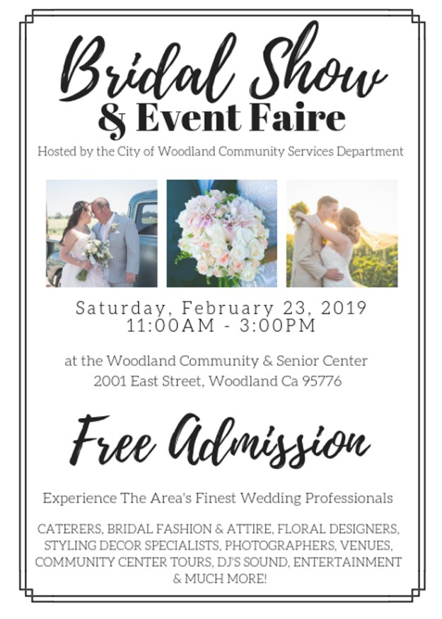 Woodland Bridal Show | Sacramento Wedding Show