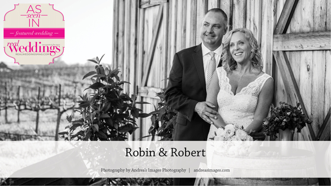 Amador County Wedding Inspiration: Robin & Robert {From the Winter/Spring 2017 Issue of Real Weddings Magazine}