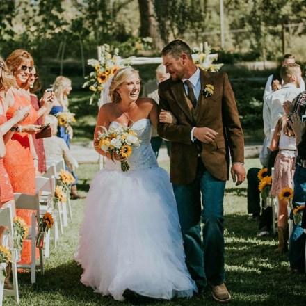 Placerville Rustic Outdoor Wedding Venue