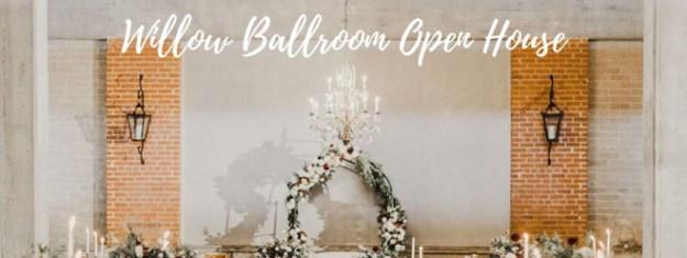 Sacramento Bridal Show, Northern California Wedding Show, Bridal Open House, Wedding Open House, Willow Ballroom Open House