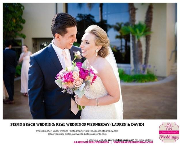 Pismo Beach Wedding: Real Weddings Wednesday {Lauren & David}